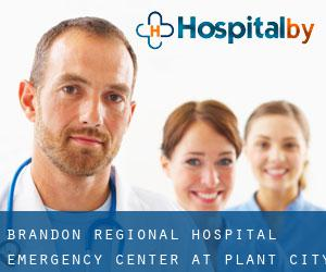 Brandon Regional Hospital Emergency Center at Plant City