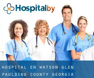 hospital en Watson Glen (Paulding County, Georgia)