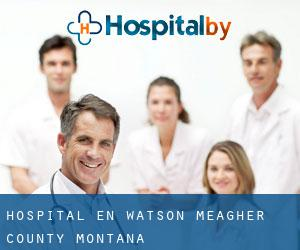 hospital en Watson (Meagher County, Montana)