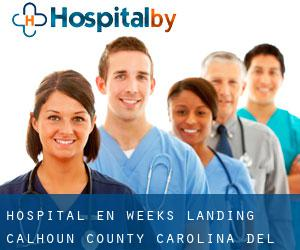 hospital en Weeks Landing (Calhoun County, Carolina del Sur)
