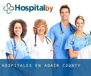 Hospitales en Adair County