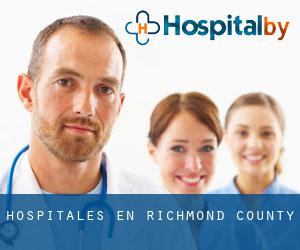Hospitales en Richmond County