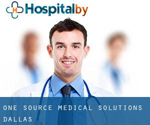 One Source Medical Solutions (Dallas)