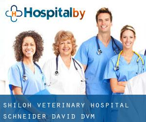 Shiloh Veterinary Hospital: Schneider David DVM (Weigelstown)